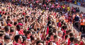 Fans Emirates