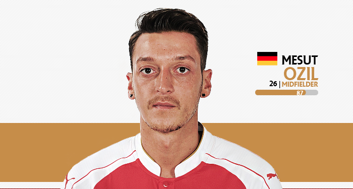Mesut Ozil: Extra Training Is Paying Off, I Want To Break Records ...