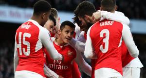 Alexis Sanchez and team