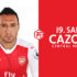 Santi Cazorla Report Card 2016