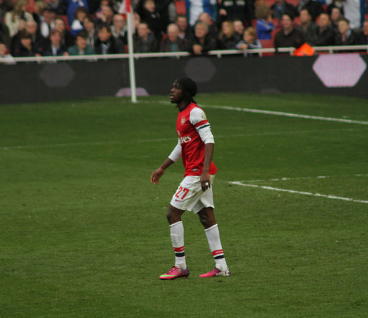 b7c69c381 Gervinho  in talks  over Arsenal exit