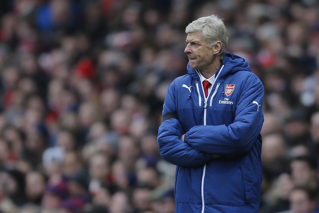 Arsenal v Stoke City - Barclays Premier League