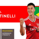Gabriel Martinelli Arsenal